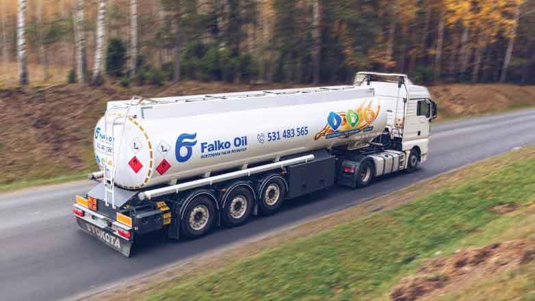 praca w transporcie paliw